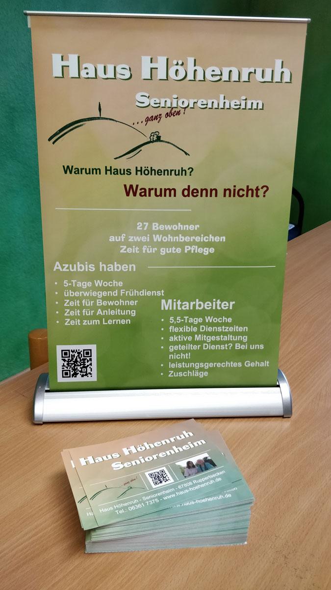 """Karrieremesse """"Pflege und Gesundheit"""" am 08.02.2019"""